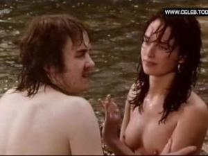Video Lena Headey - Naked Swimming, Topless Teen - Fair Game (1994)