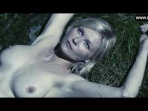 Video Kirsten Dunst - Nude, Big Boobs + Sexy Scenes - Melancholia (2011)