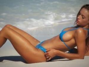 Video Hannah Ferguson Sports Illustrated Swimsuit