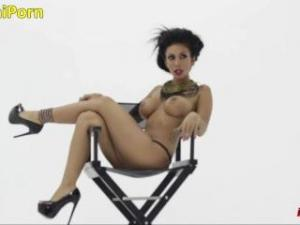 Video Silvia Sicilia Desnuda - Making Of Interviu
