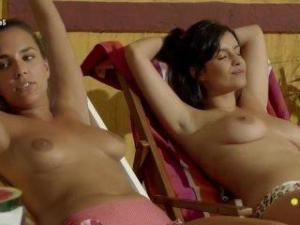Video Rocio Pelaez, Eloina Marcos E Hiba Abouk Topless In Tv Movie