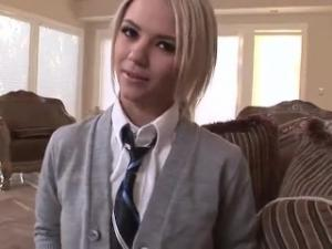 Video Ashlynn Brooke Pov Schoolgirl Uniform