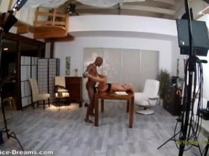 Video Black Cock Fuck Me First Time Ever - Little Caprice - Backstage