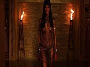 Video Patricia Velasquez - The Mummy