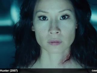 Video Celebrity Lucy Liu Nude And Stripping Movie Scenes