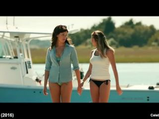 Video Alexandra Daddario & Teresa Palmer Nude And Sexy Movie Scenes