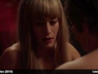 Video Celebrity Lizzy Caplan Linherie And Nude Sex Scenes