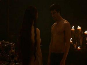 Video Carice Van Houten Melisandre Sex Scene Game O