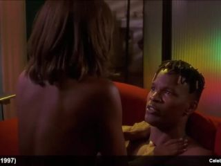 Video Vivica A. Fox & Tamala Jones Topless And Hot Lingerie Movie Scenes